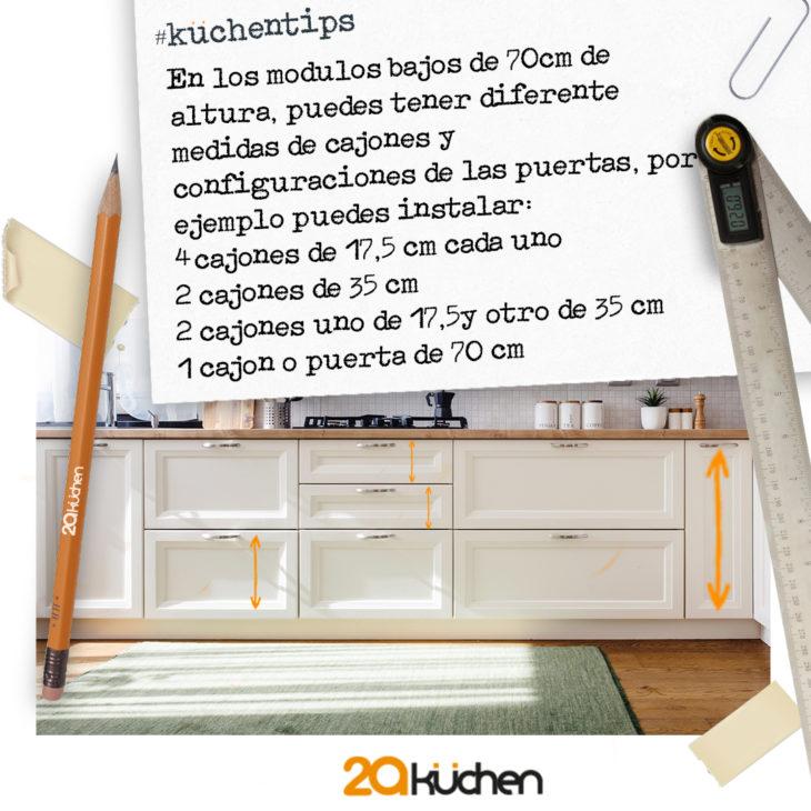 planificación de la cocina - KüchenTips