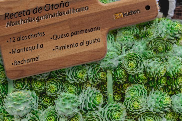 Alcachofas al Horno: Receta de Otoño 2aKüchen